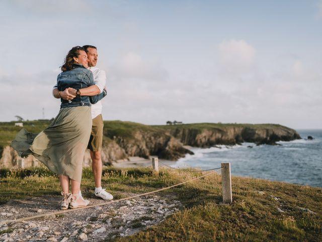 Le mariage de Mickael et Marine à Douarnenez, Finistère 10
