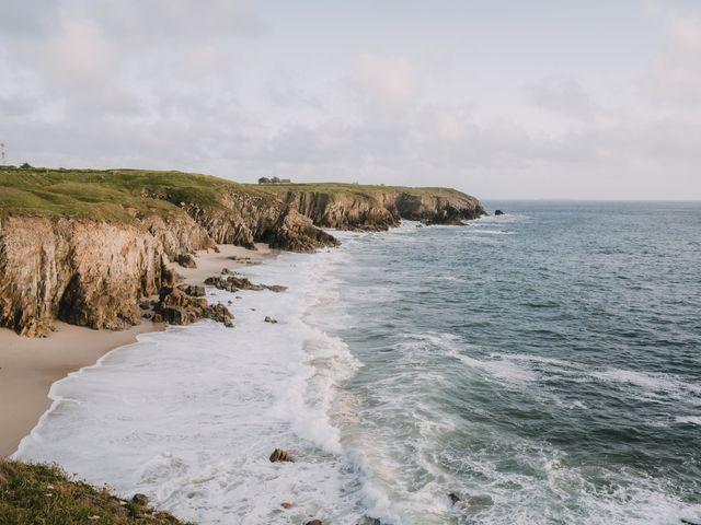 Le mariage de Mickael et Marine à Douarnenez, Finistère 11
