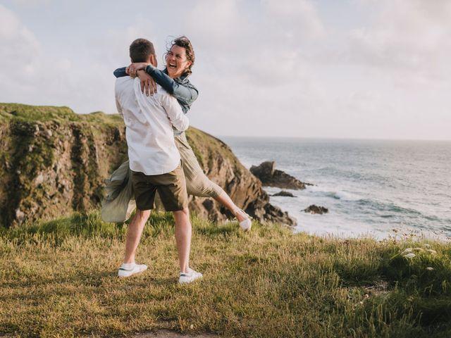 Le mariage de Mickael et Marine à Douarnenez, Finistère 12