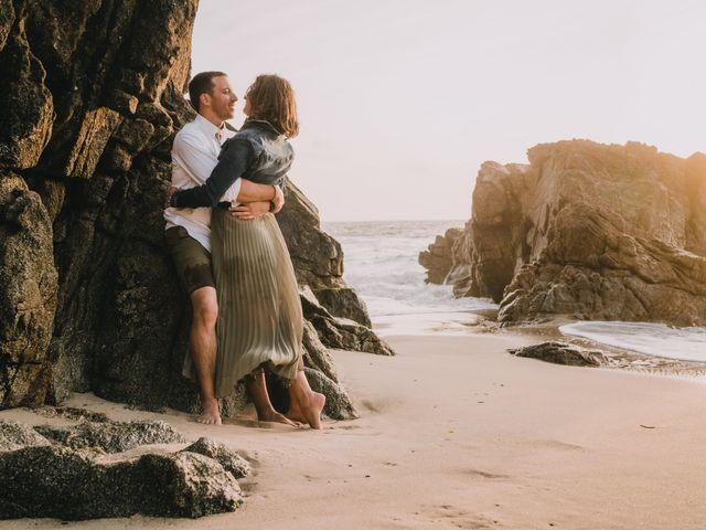 Le mariage de Mickael et Marine à Douarnenez, Finistère 16