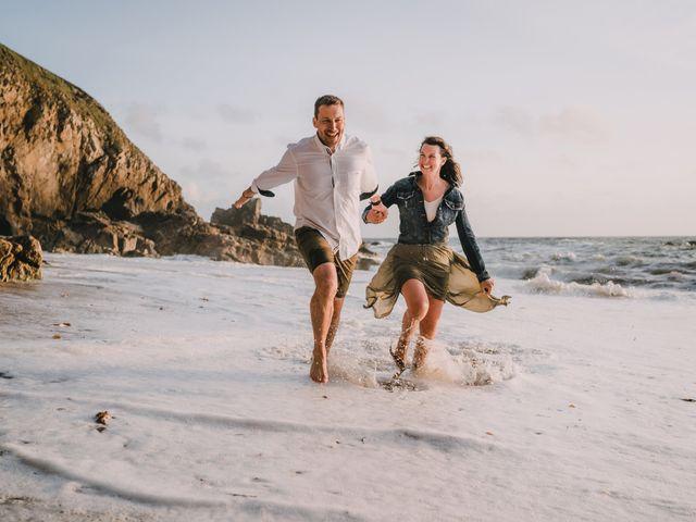 Le mariage de Mickael et Marine à Douarnenez, Finistère 22