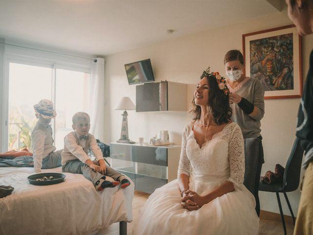 Le mariage de Mickael et Marine à Douarnenez, Finistère 35