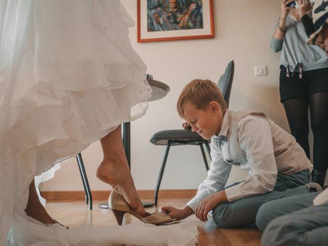 Le mariage de Mickael et Marine à Douarnenez, Finistère 37