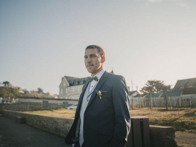 Le mariage de Mickael et Marine à Douarnenez, Finistère 40