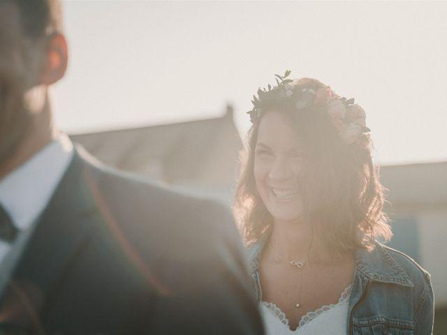 Le mariage de Mickael et Marine à Douarnenez, Finistère 42