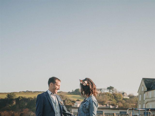 Le mariage de Mickael et Marine à Douarnenez, Finistère 43