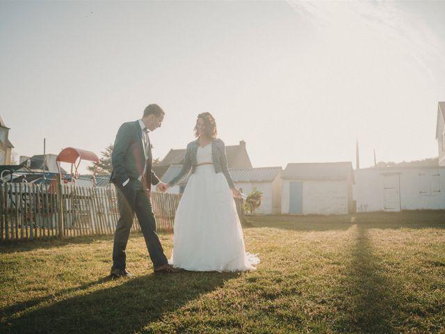 Le mariage de Mickael et Marine à Douarnenez, Finistère 44