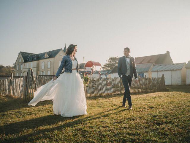 Le mariage de Mickael et Marine à Douarnenez, Finistère 45