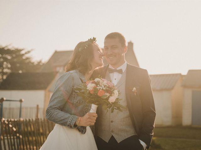 Le mariage de Mickael et Marine à Douarnenez, Finistère 46