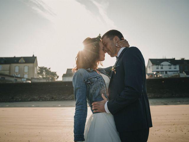 Le mariage de Mickael et Marine à Douarnenez, Finistère 47