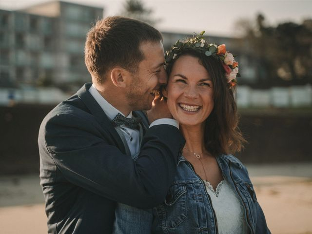 Le mariage de Mickael et Marine à Douarnenez, Finistère 49