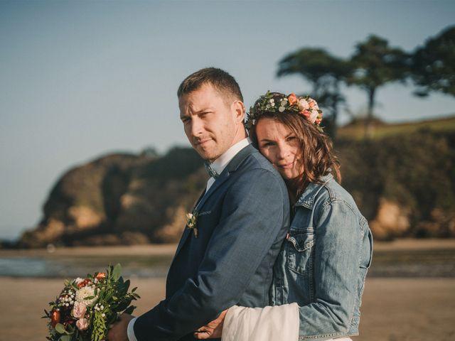 Le mariage de Mickael et Marine à Douarnenez, Finistère 50