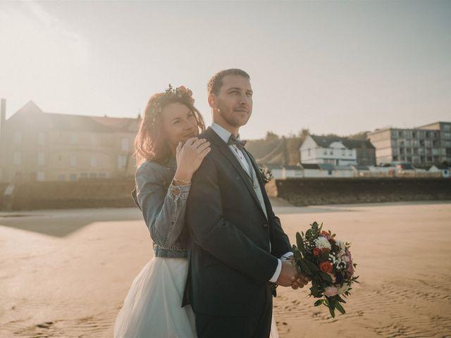 Le mariage de Mickael et Marine à Douarnenez, Finistère 51