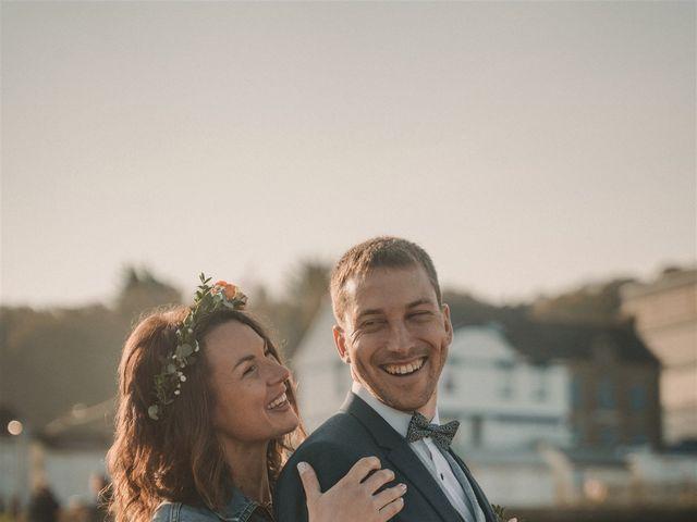 Le mariage de Mickael et Marine à Douarnenez, Finistère 52