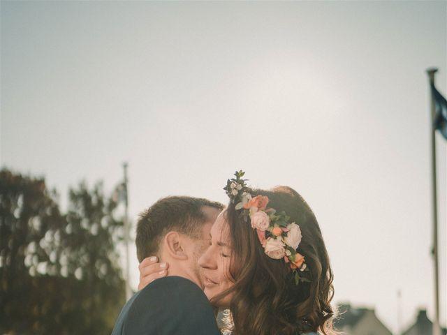 Le mariage de Mickael et Marine à Douarnenez, Finistère 57