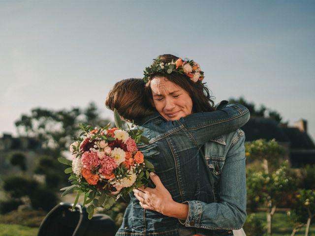 Le mariage de Mickael et Marine à Douarnenez, Finistère 60