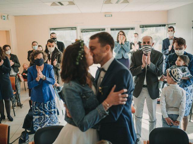 Le mariage de Mickael et Marine à Douarnenez, Finistère 62