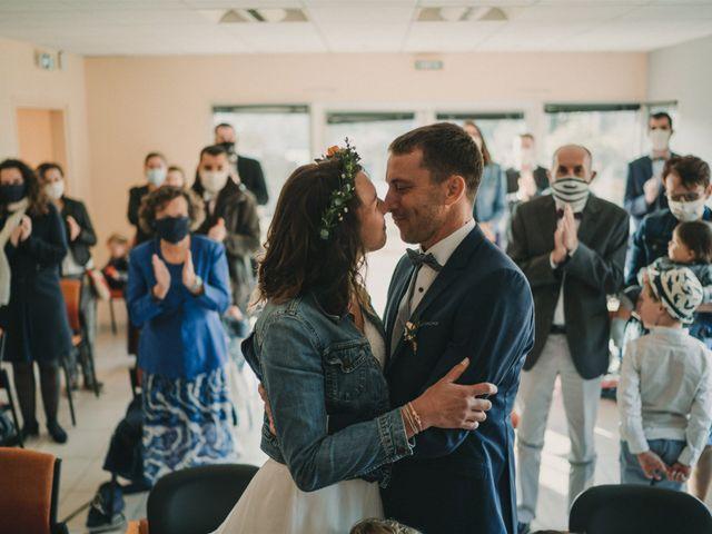 Le mariage de Mickael et Marine à Douarnenez, Finistère 63