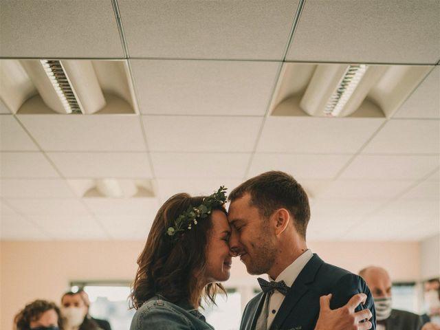 Le mariage de Mickael et Marine à Douarnenez, Finistère 64