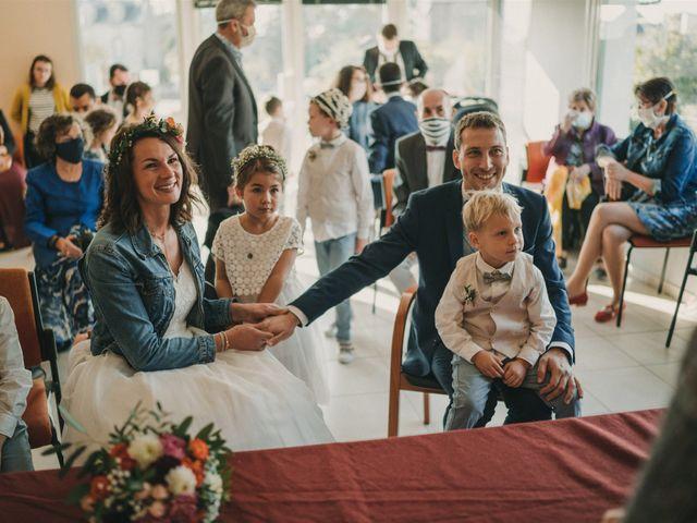 Le mariage de Mickael et Marine à Douarnenez, Finistère 65