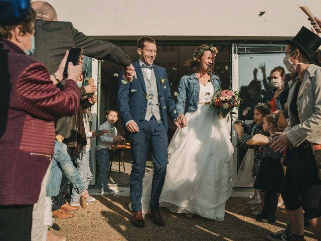 Le mariage de Mickael et Marine à Douarnenez, Finistère 66