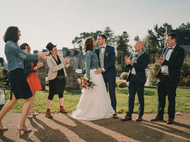 Le mariage de Mickael et Marine à Douarnenez, Finistère 68