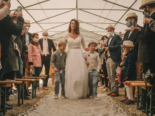 Le mariage de Mickael et Marine à Douarnenez, Finistère 85