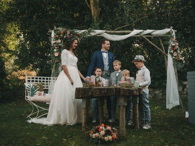 Le mariage de Mickael et Marine à Douarnenez, Finistère 100