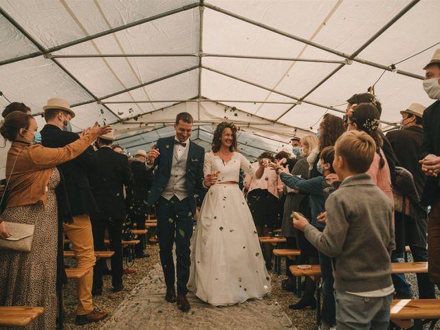 Le mariage de Mickael et Marine à Douarnenez, Finistère 112