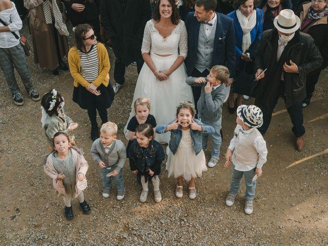 Le mariage de Mickael et Marine à Douarnenez, Finistère 113