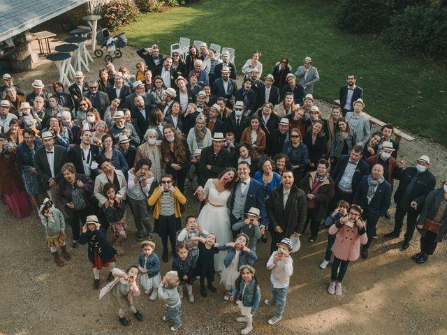 Le mariage de Mickael et Marine à Douarnenez, Finistère 114