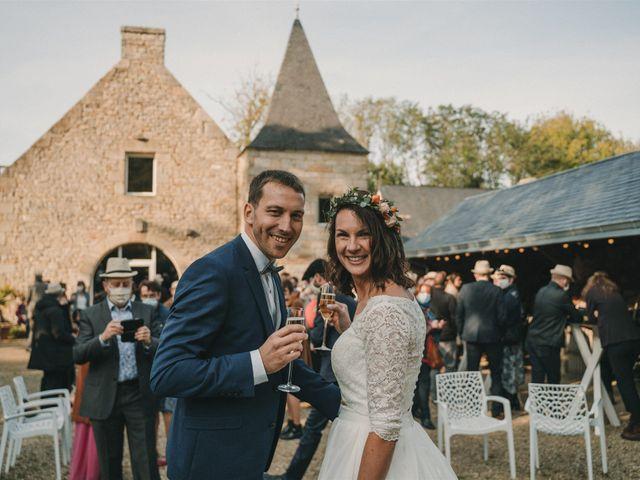 Le mariage de Mickael et Marine à Douarnenez, Finistère 118