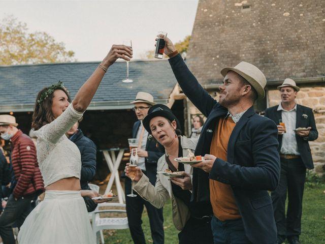 Le mariage de Mickael et Marine à Douarnenez, Finistère 119