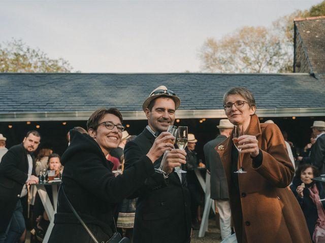 Le mariage de Mickael et Marine à Douarnenez, Finistère 120