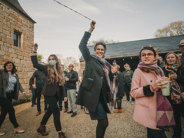 Le mariage de Mickael et Marine à Douarnenez, Finistère 125