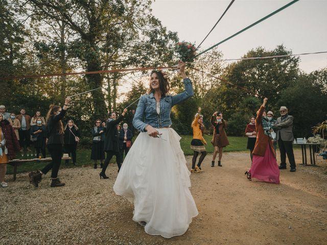 Le mariage de Mickael et Marine à Douarnenez, Finistère 130