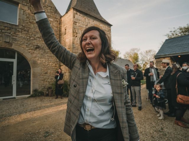 Le mariage de Mickael et Marine à Douarnenez, Finistère 134