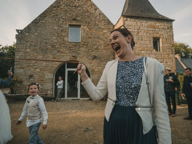 Le mariage de Mickael et Marine à Douarnenez, Finistère 135