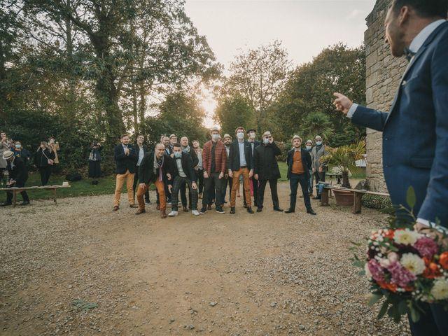 Le mariage de Mickael et Marine à Douarnenez, Finistère 139