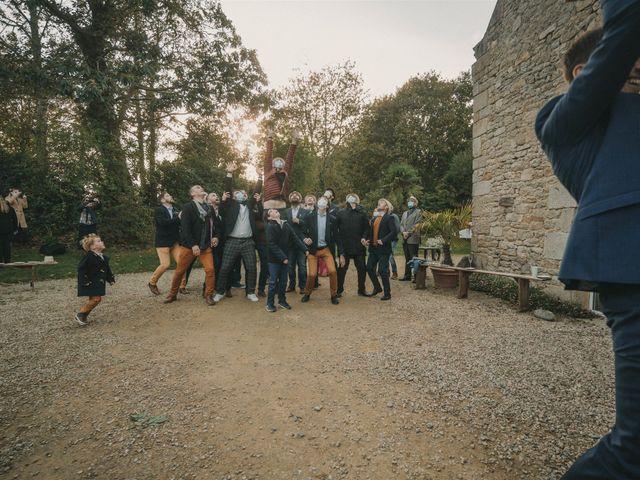 Le mariage de Mickael et Marine à Douarnenez, Finistère 141