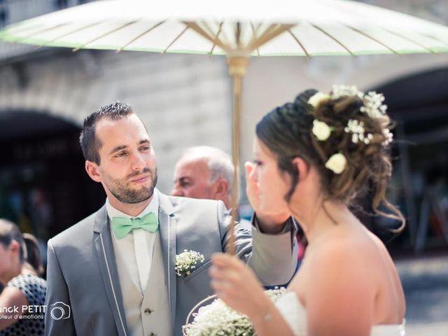 Le mariage de Laure et Aurélien à Fleurance, Gers 1