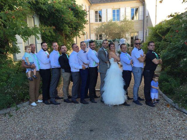 Le mariage de Laure et Aurélien à Fleurance, Gers 8