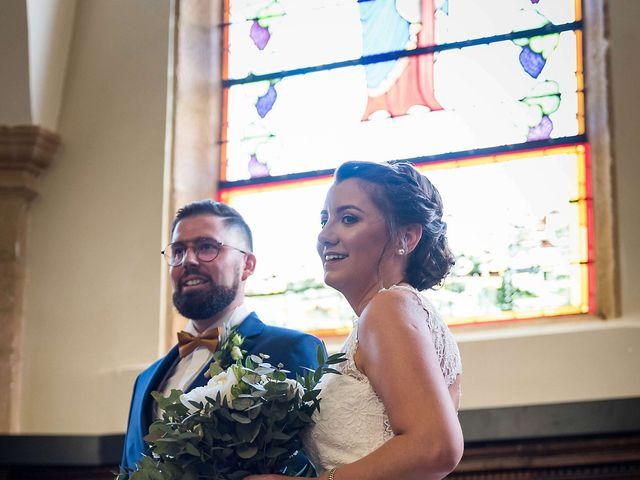 Le mariage de Thibaud et Alison à Vaux-en-Beaujolais, Rhône 4