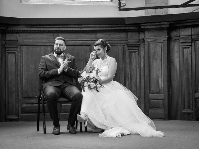 Le mariage de Thibaud et Alison à Vaux-en-Beaujolais, Rhône 7