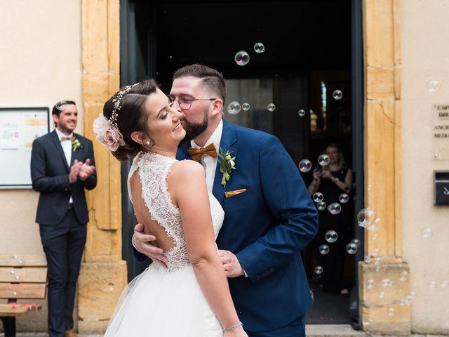Le mariage de Thibaud et Alison à Vaux-en-Beaujolais, Rhône 13