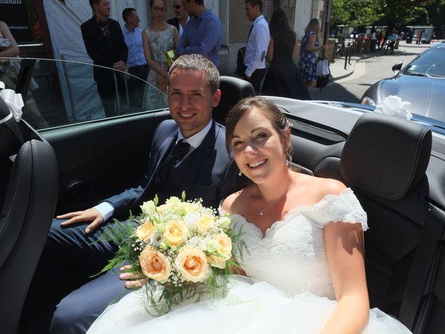 Le mariage de Mickaël et Amélie à Nantes, Loire Atlantique 2