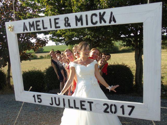 Le mariage de Mickaël et Amélie à Nantes, Loire Atlantique 17