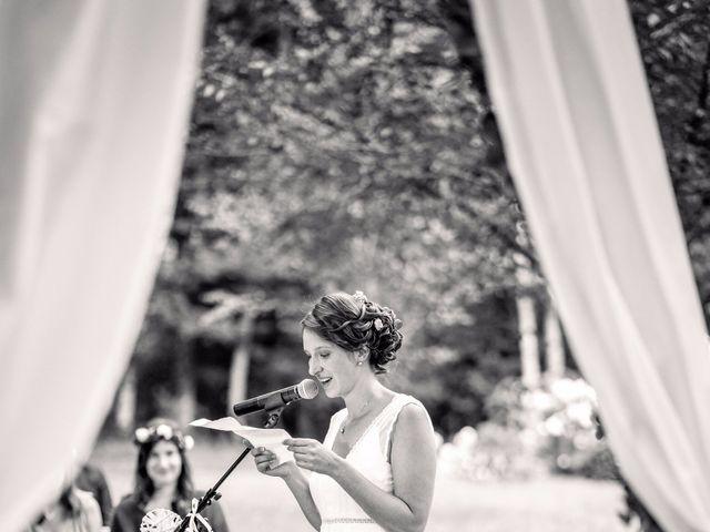 Le mariage de Etienne et Dorothée à Alligny-en-Morvan, Nièvre 4