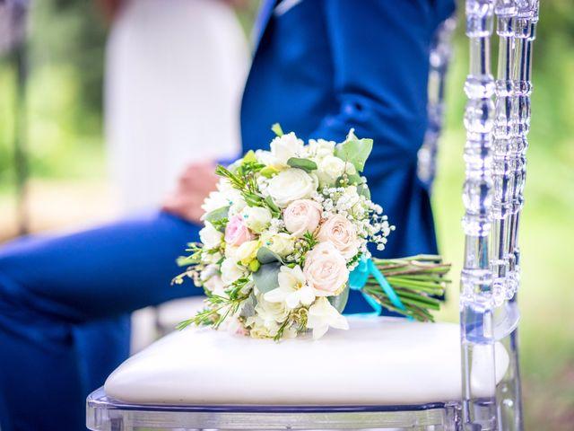 Le mariage de Etienne et Dorothée à Alligny-en-Morvan, Nièvre 2