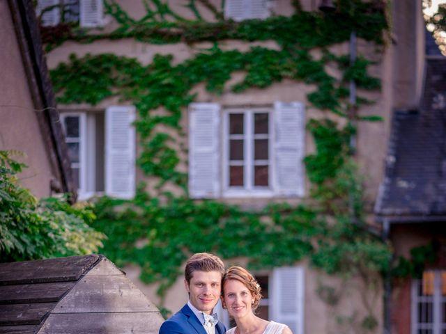 Le mariage de Etienne et Dorothée à Alligny-en-Morvan, Nièvre 13